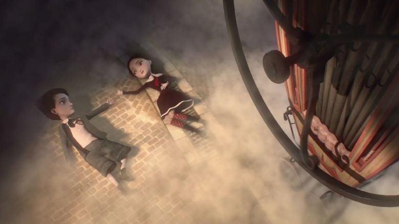 Jack and the Cuckoo Clock Heart movie scenes
