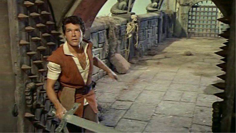 Jack the Giant Killer (1962 film) movie scenes