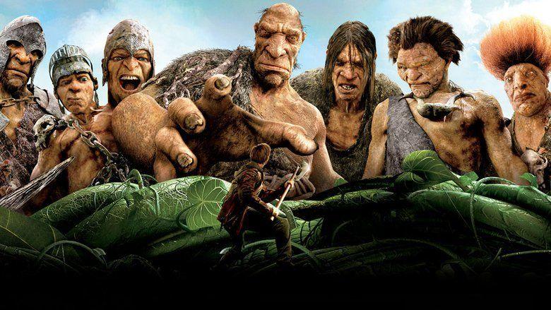 Jack the Giant Slayer movie scenes