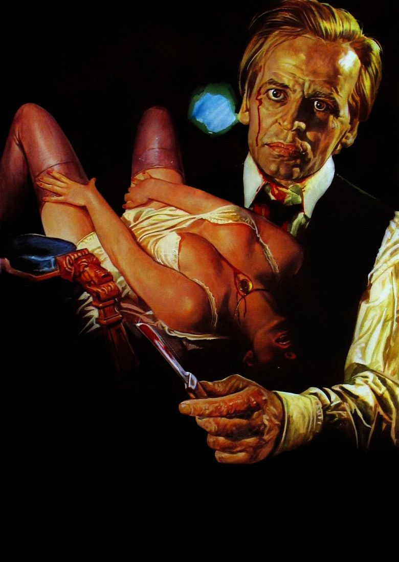 Jack the Ripper (1976 film) movie poster