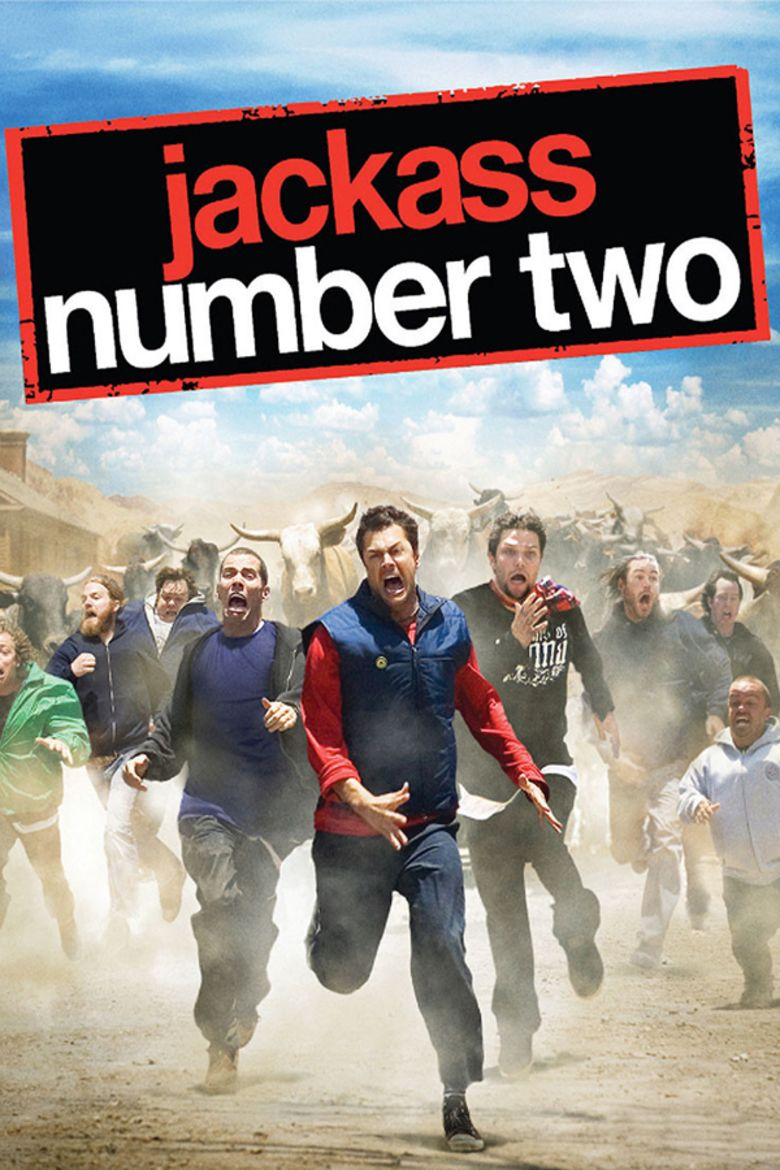 Jackass Number Two movie poster