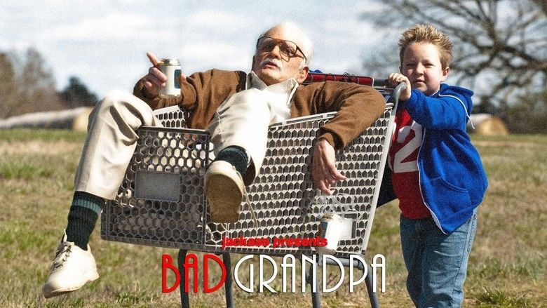 Jackass Presents: Bad Grandpa movie scenes