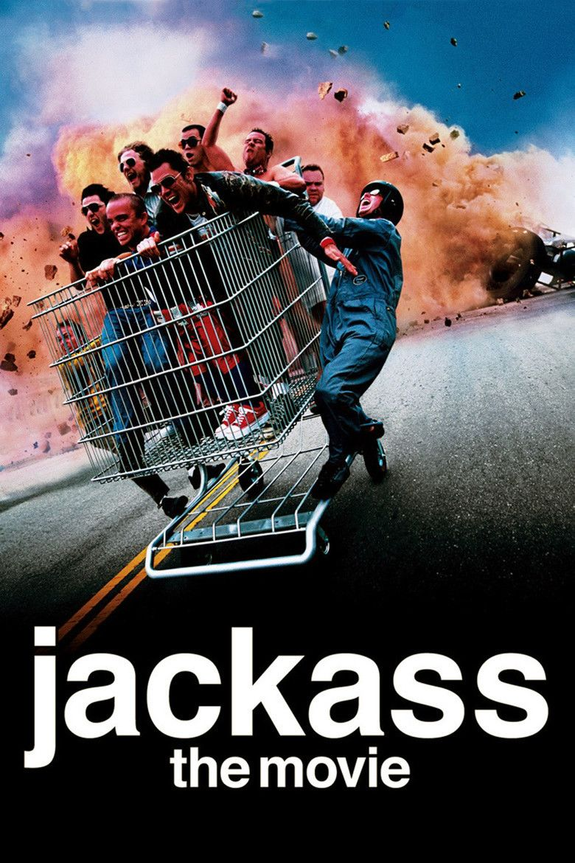 Jackass: The Movie movie poster