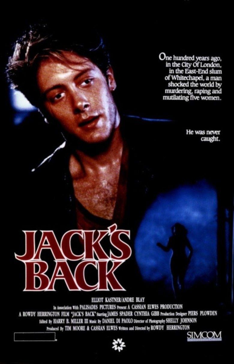Jacks Back movie poster