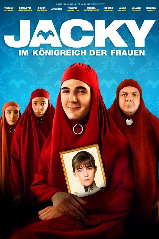 Jacky in Womens Kingdom movie poster