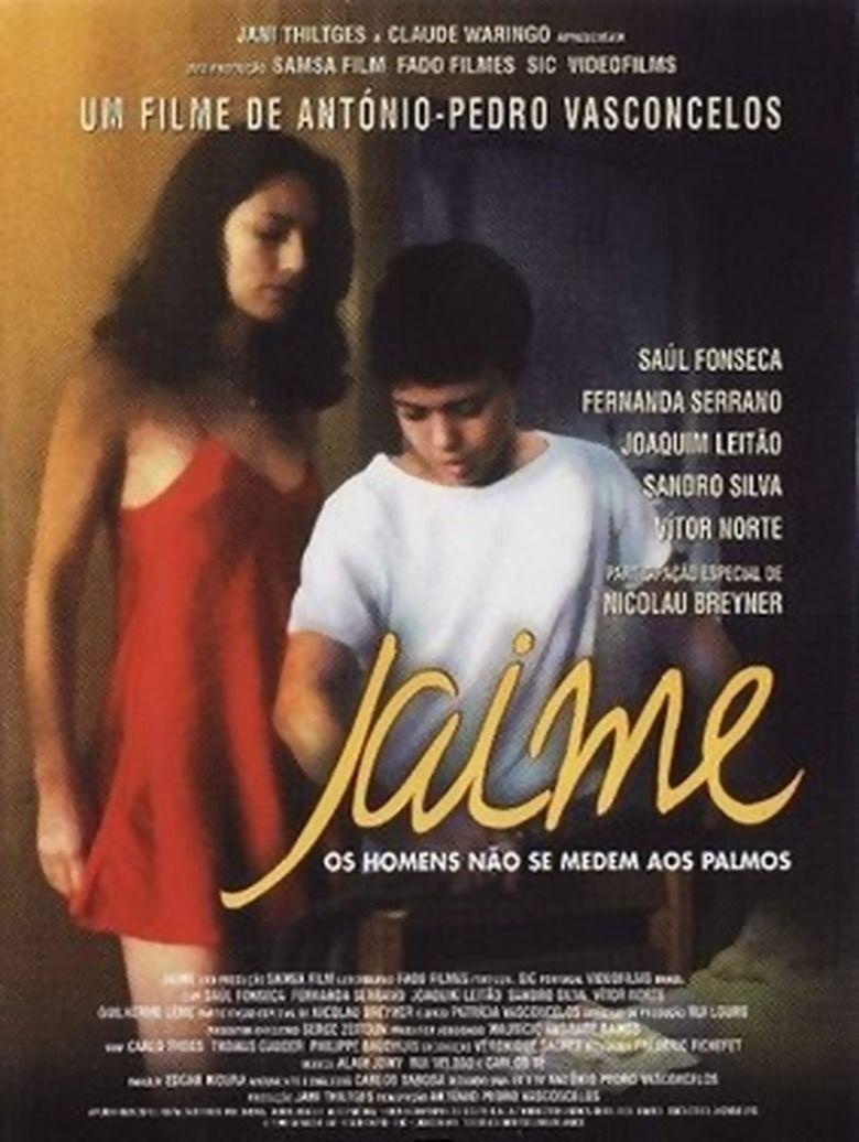 Jaime (1999 film) movie poster