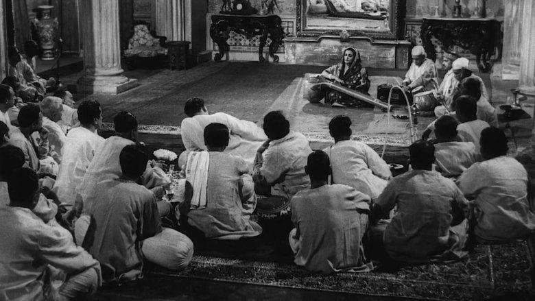 Jalsaghar movie scenes