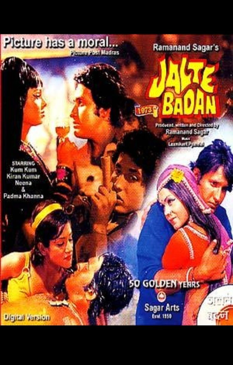 Jalte Badan movie poster