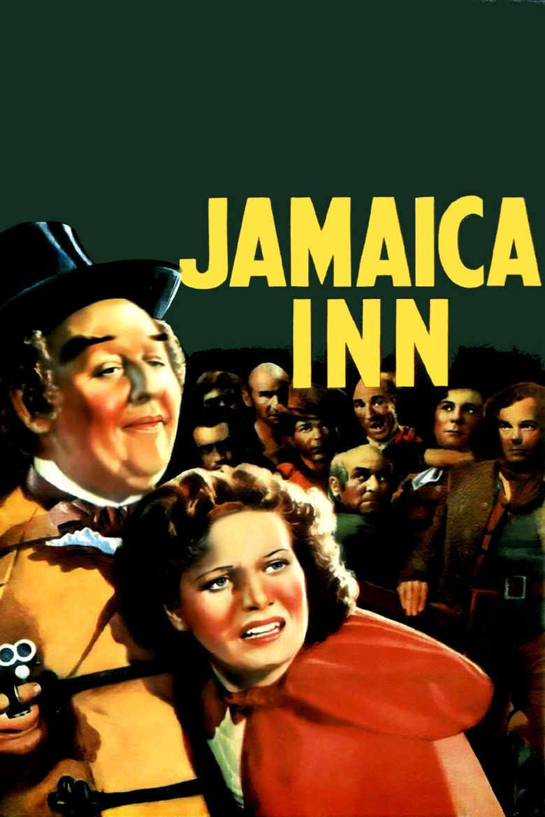 Jamaica Inn (film) movie poster