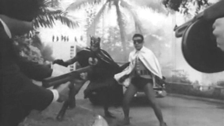 James Batman movie scenes