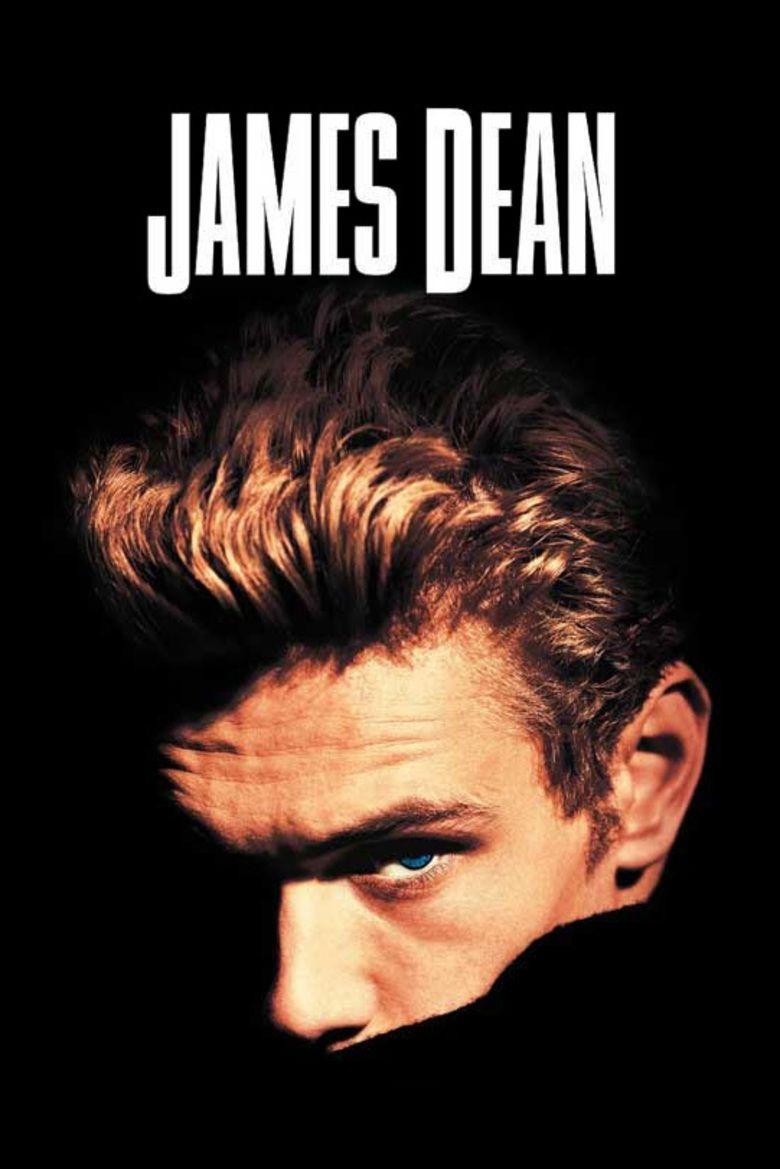 James Dean (film) movie poster