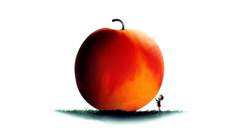 James and the Giant Peach (film) movie scenes