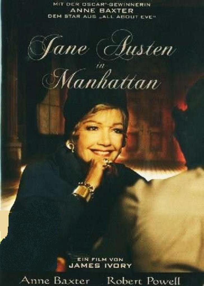 Jane Austen in Manhattan movie poster