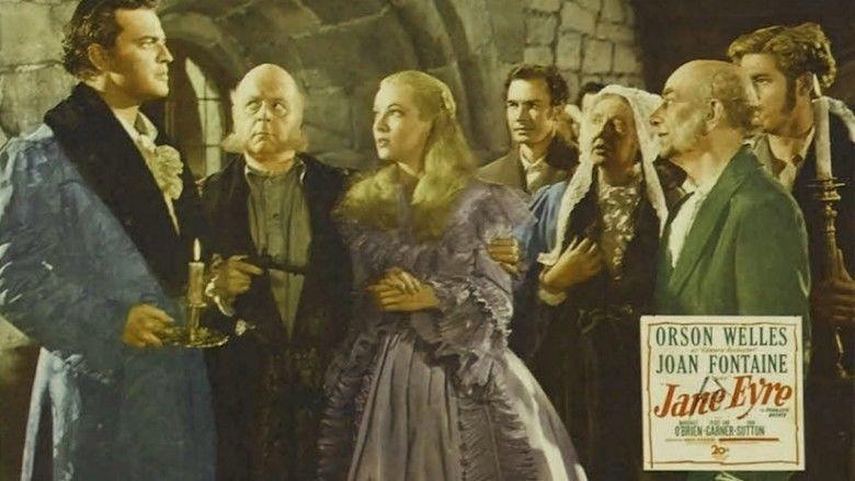 Jane Eyre (1943 film) movie scenes