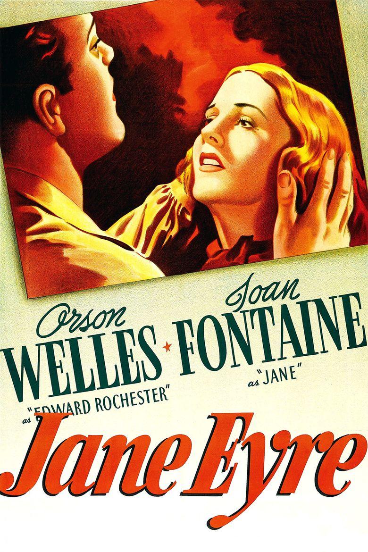 Jane Eyre (1943 film) movie poster