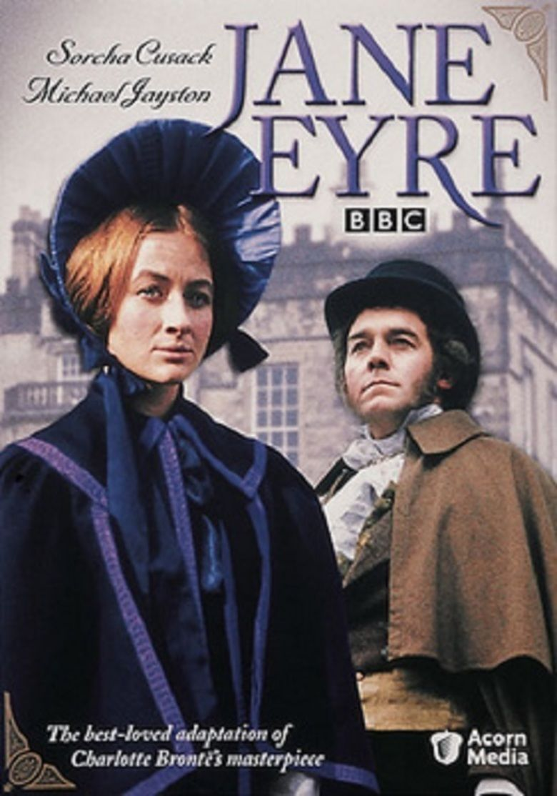 Jane Eyre (1973 miniseries) movie poster
