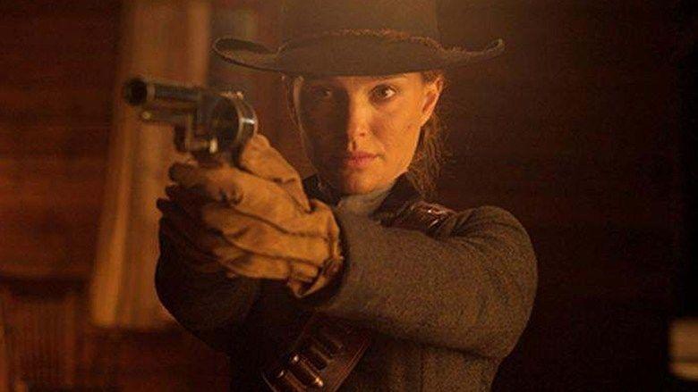 Jane Got a Gun movie scenes