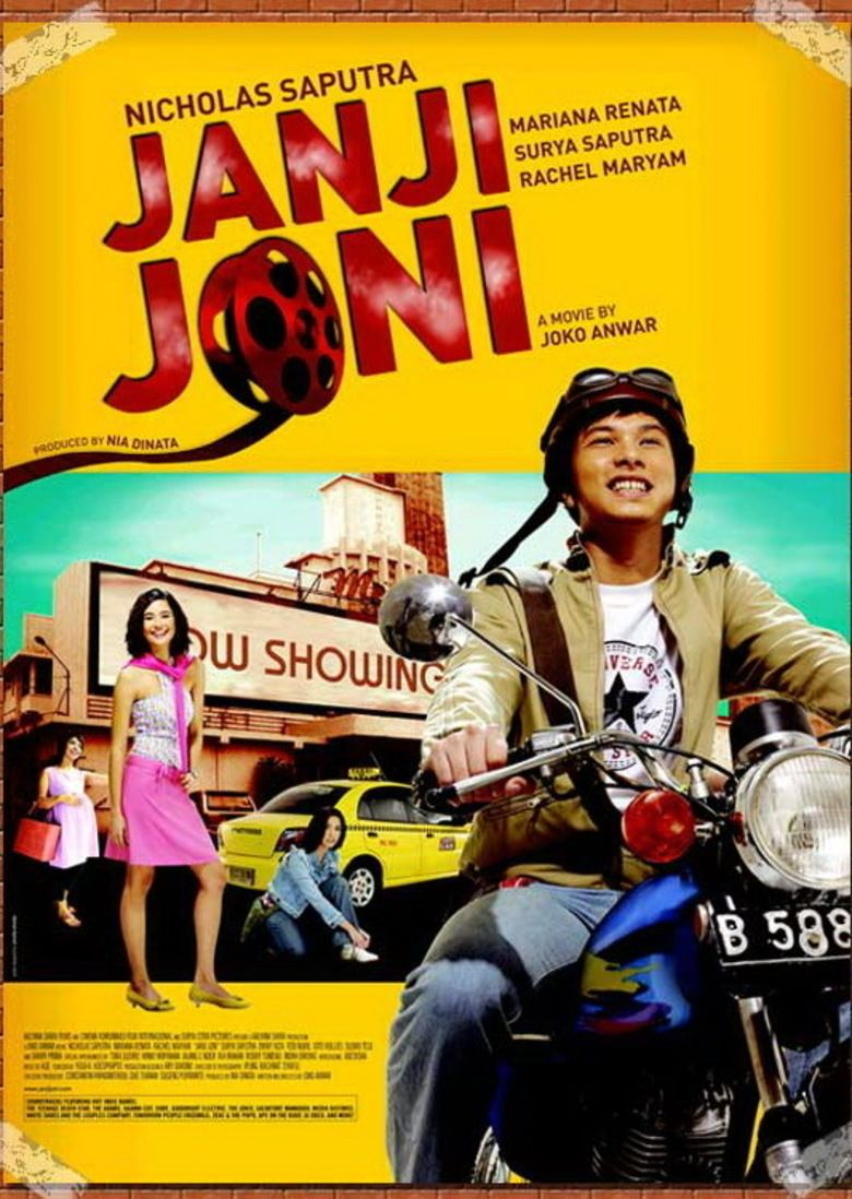Janji Joni movie poster