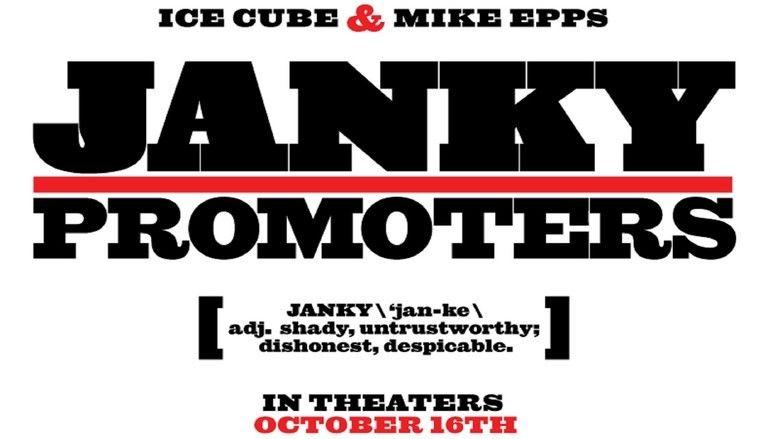 Janky Promoters movie scenes