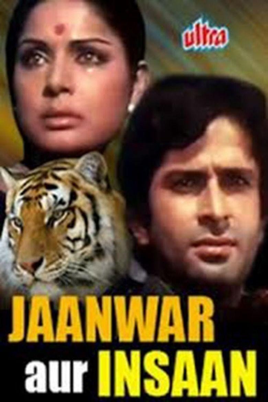 Janwar Aur Insaan movie poster