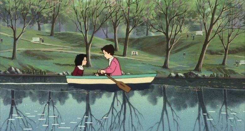 Jarinko Chie movie scenes