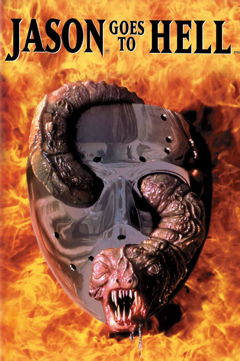 Jason Goes to Hell: The Final Friday movie poster