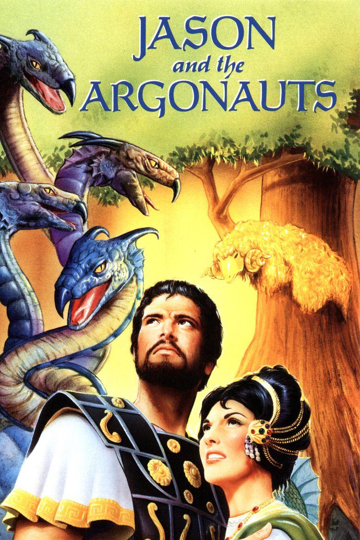 Jason and the Argonauts (1963 film) movie poster