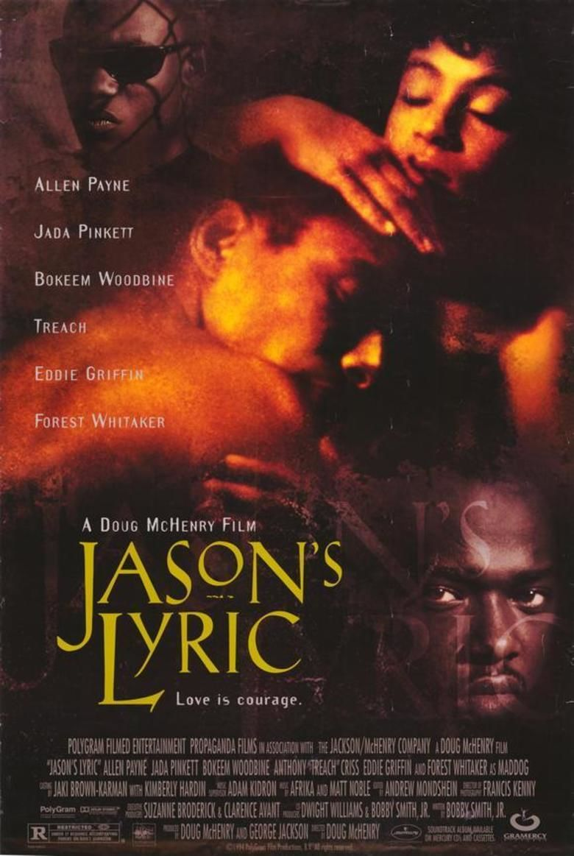 Jasons Lyric movie poster