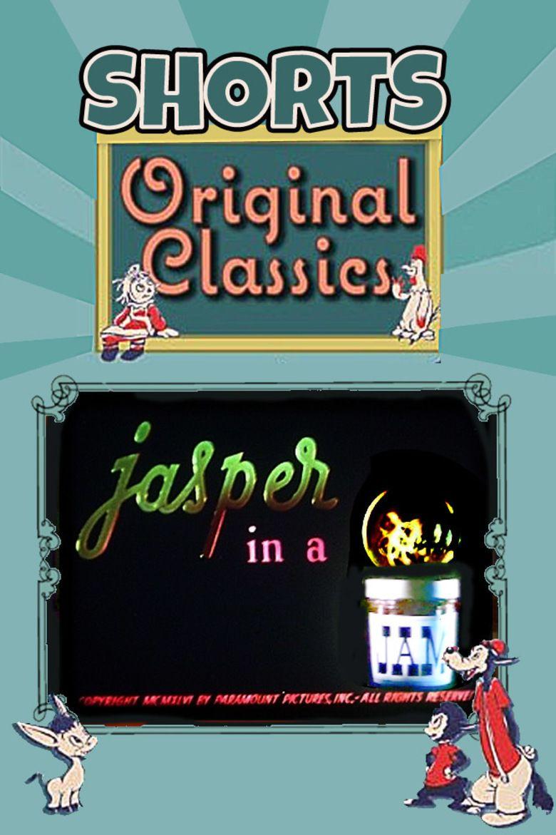 Jasper in a Jam movie poster