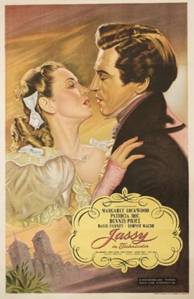 Jassy (film) movie poster