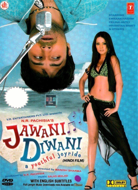 Jawani Diwani: A Youthful Joyride movie poster