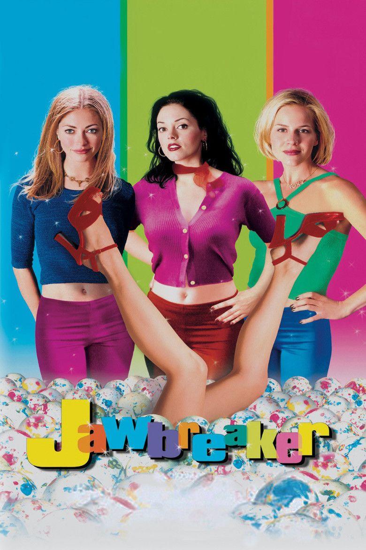 Jawbreaker (film) movie poster