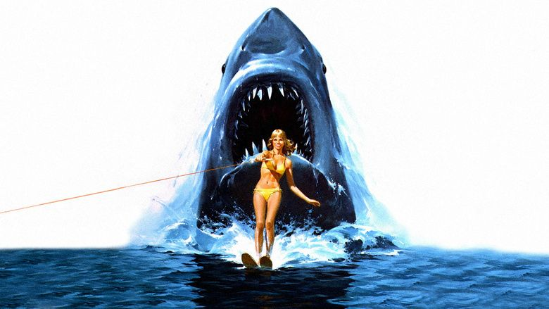 Jaws 2 movie scenes