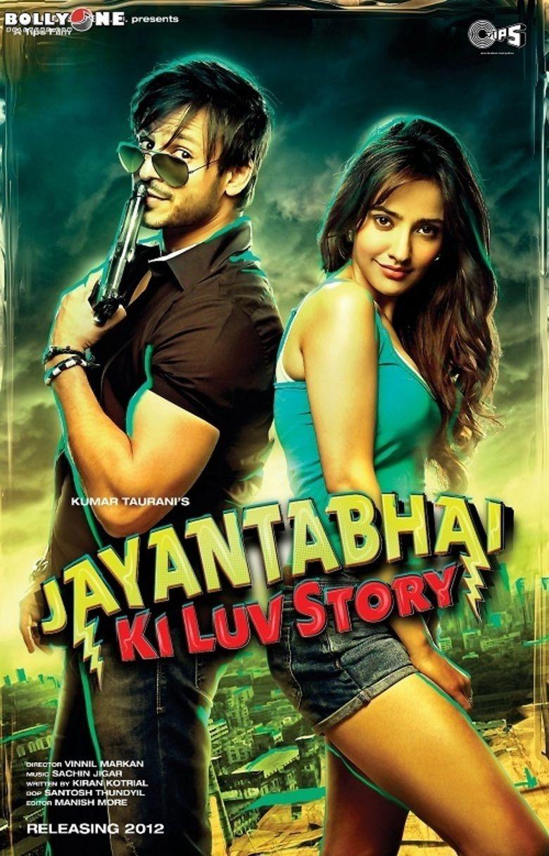 Jayantabhai Ki Luv Story movie poster