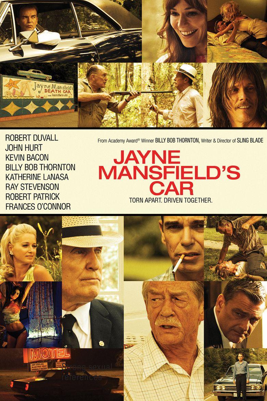 Jayne Mansfields Car movie poster
