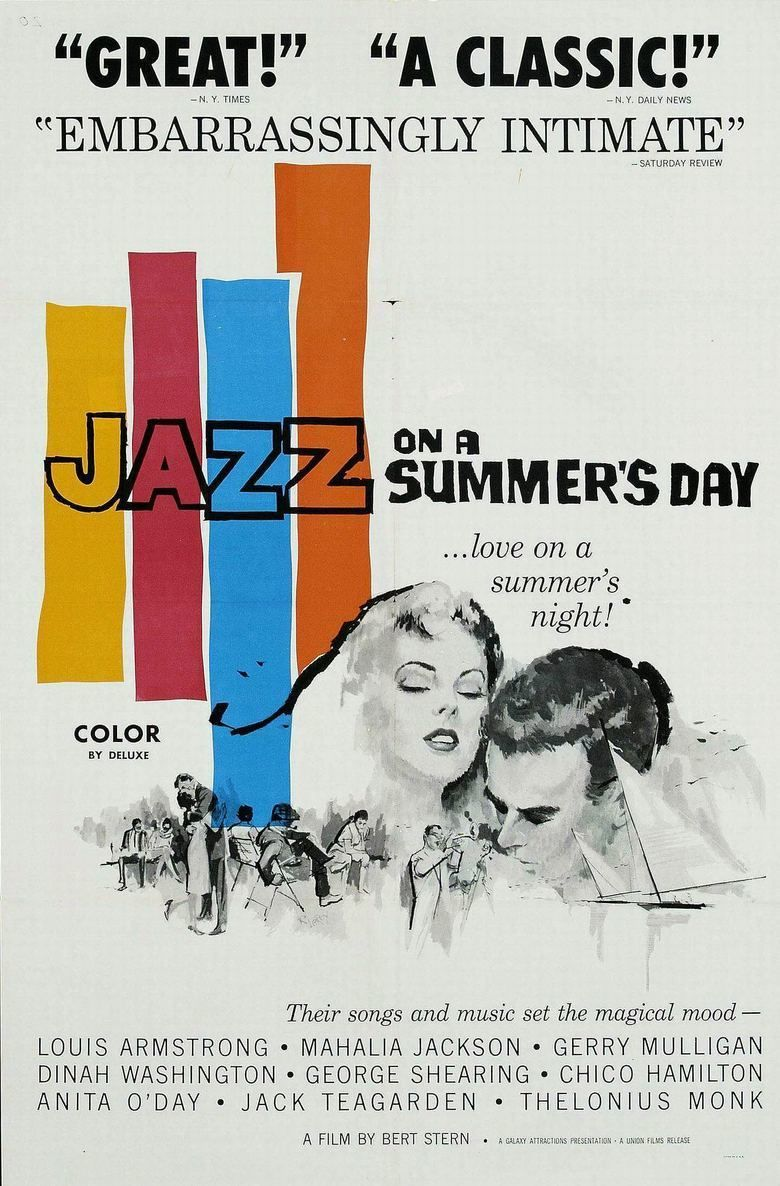 Jazz on a Summers Day movie poster