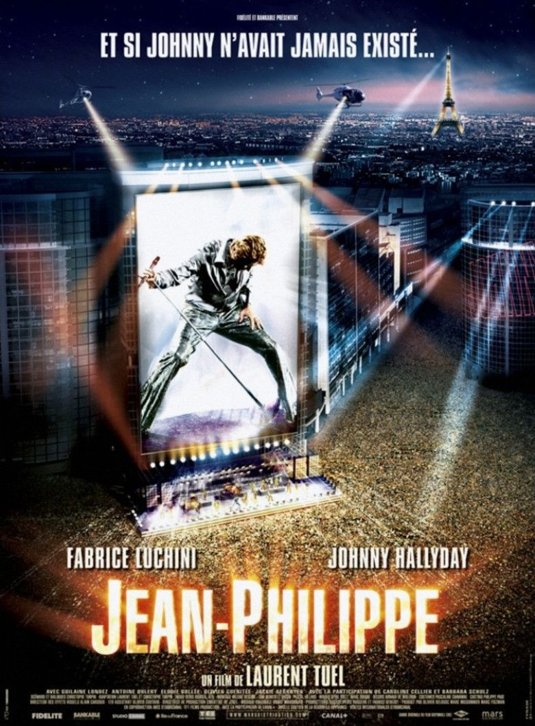 Jean Philippe (film) movie poster