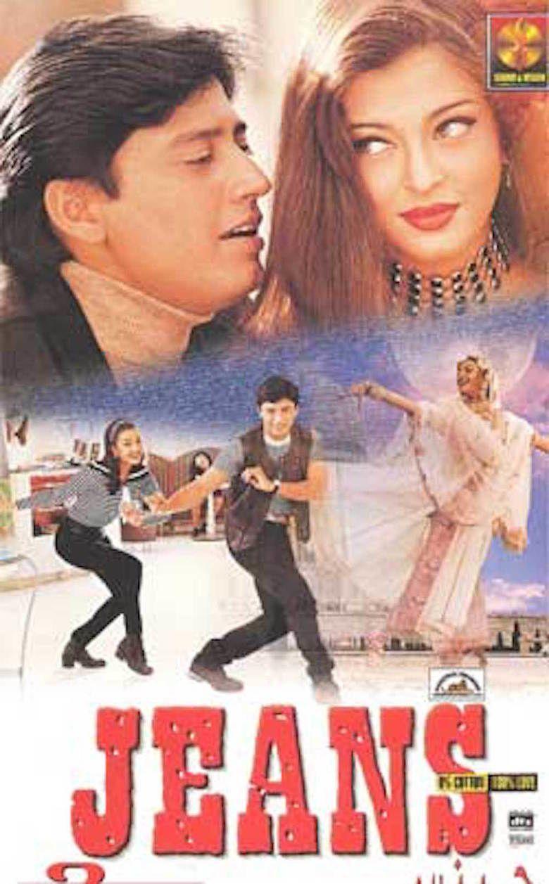 Jeans (film) movie poster