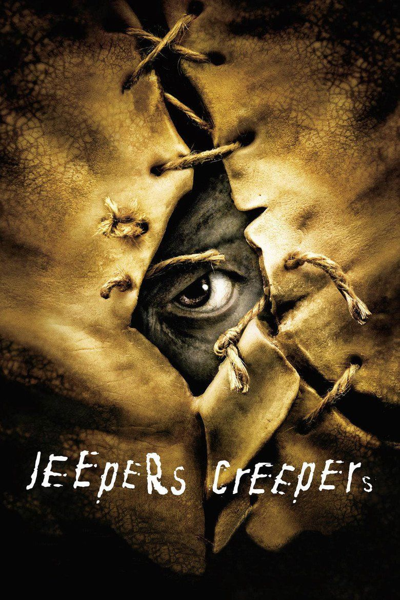 Jeepers Creepers (2001 film) movie poster