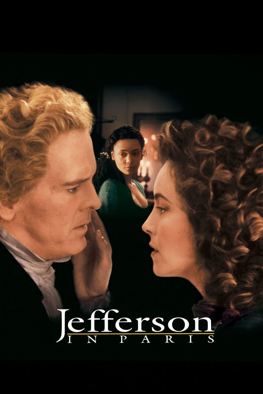 Jefferson in Paris movie poster