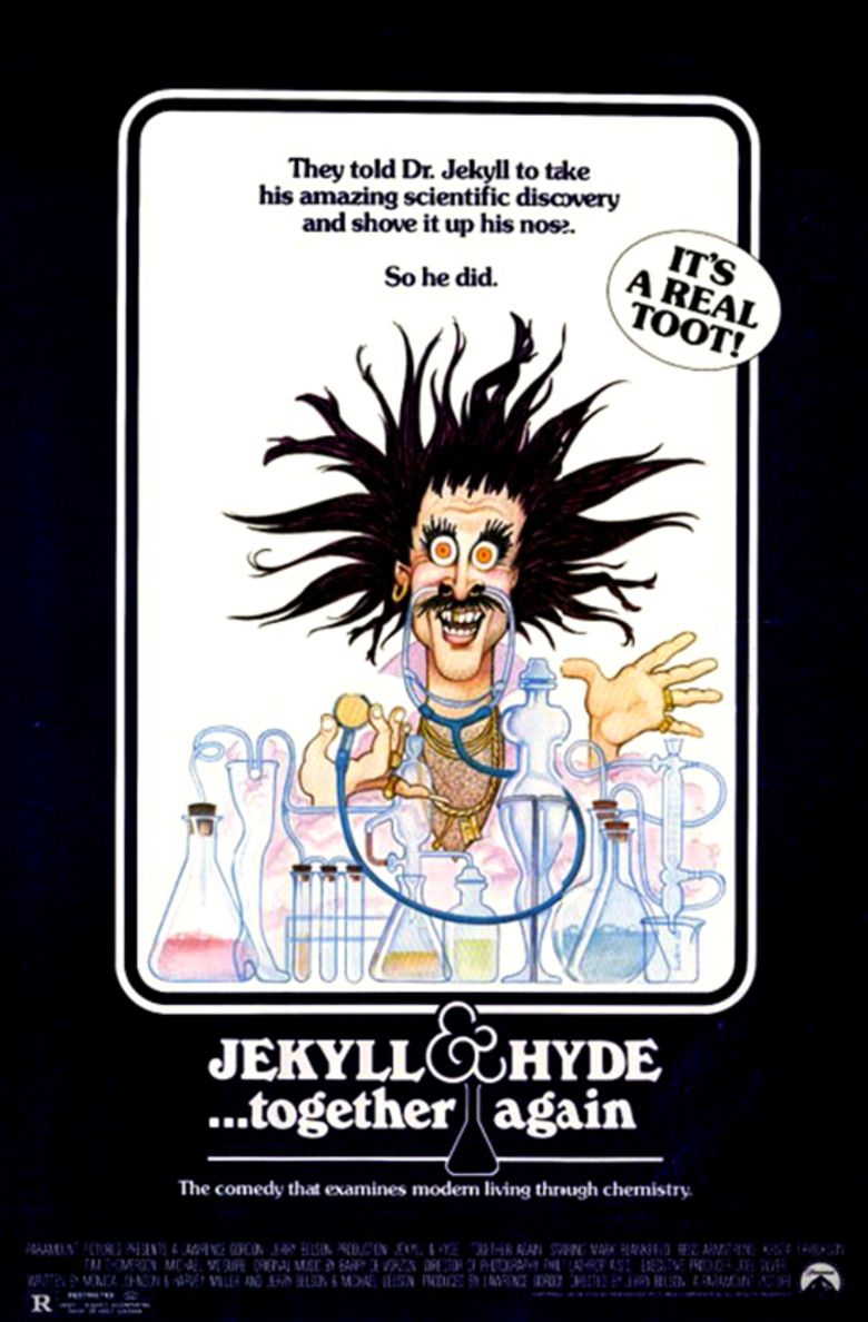 Jekyll and Hyde Together Again movie poster