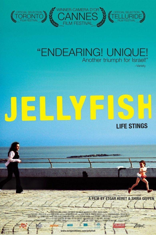 Jellyfish (film) movie poster