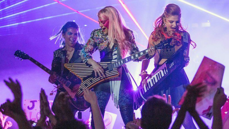 Jem and the Holograms (film) movie scenes