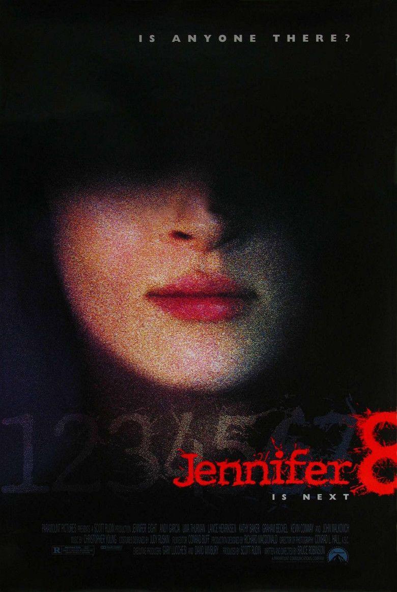 Jennifer 8 movie poster