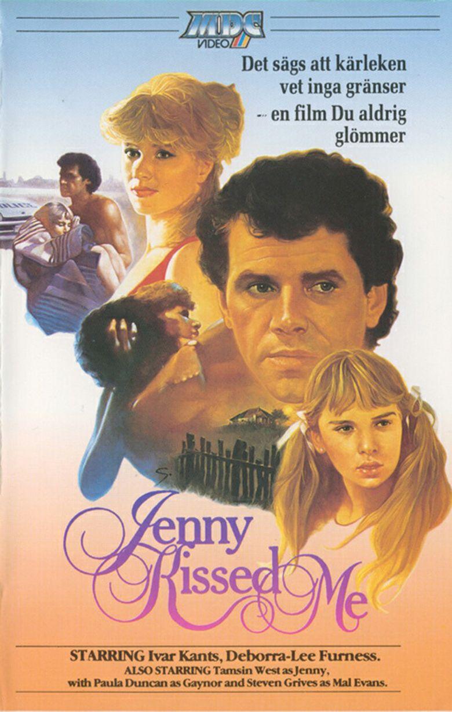 Jenny Kissed Me (film) movie poster