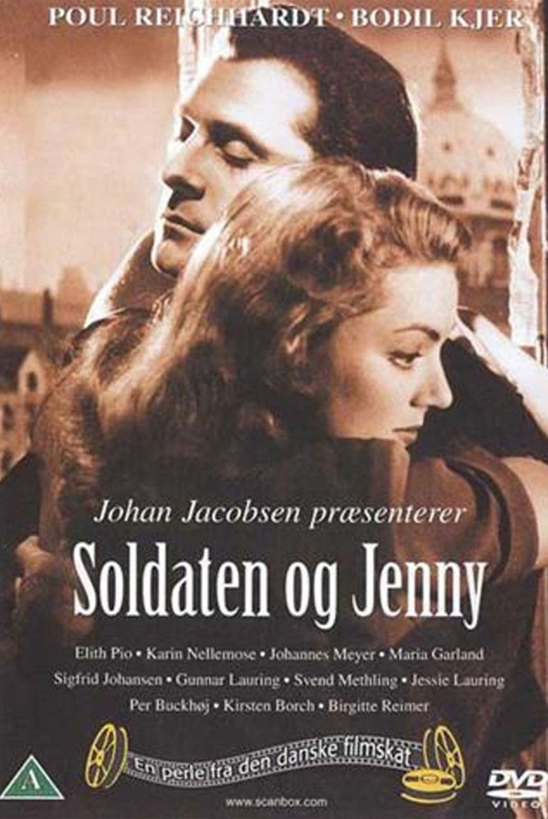 Jenny and the Soldier movie poster