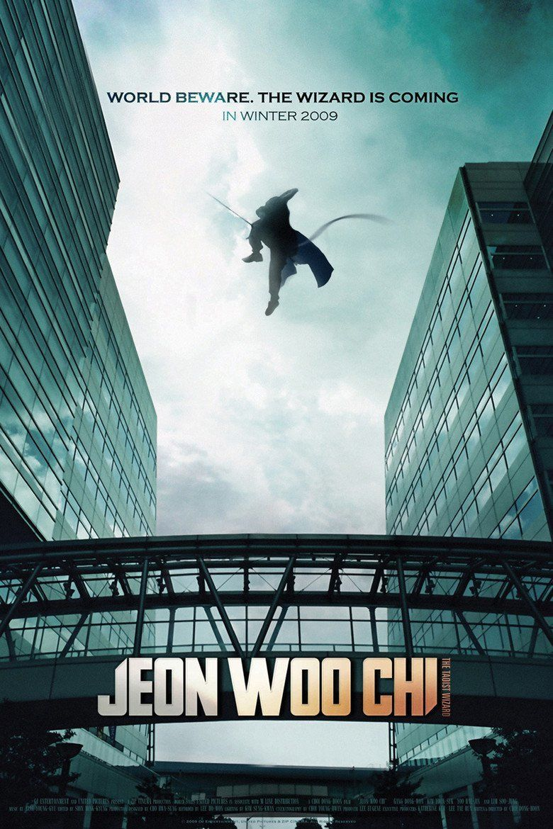 Jeon Woo chi: The Taoist Wizard movie poster