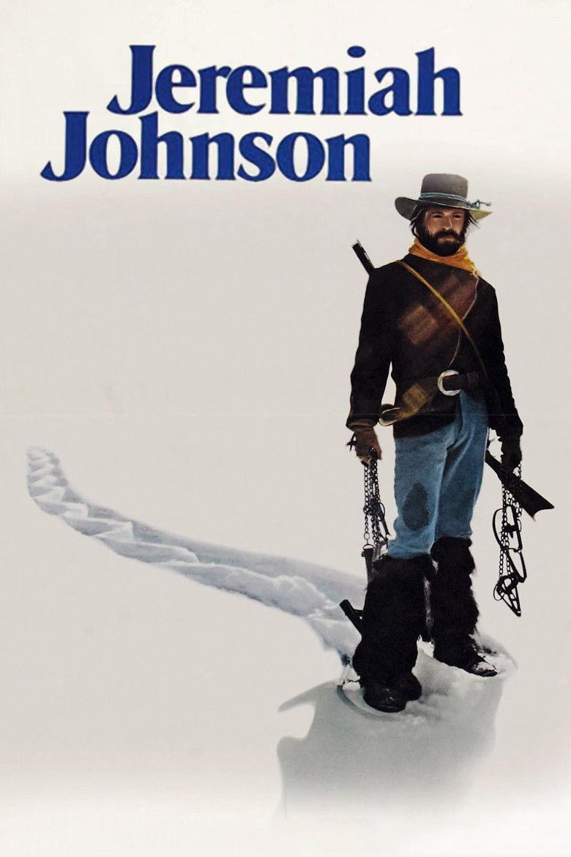 Jeremiah Johnson (film) movie poster