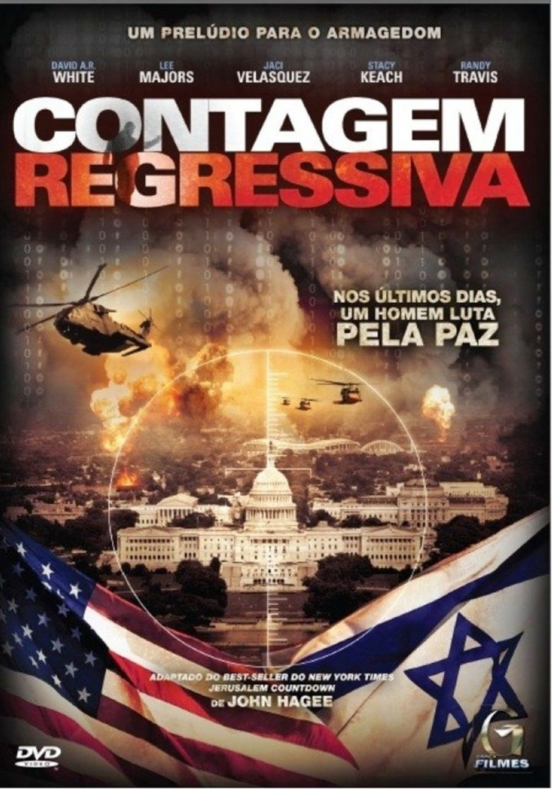 Jerusalem Countdown (film) movie poster