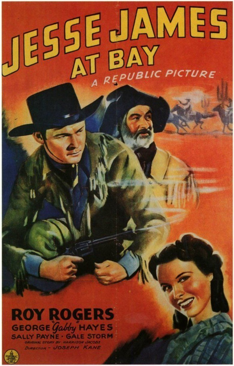 Jesse James at Bay movie poster